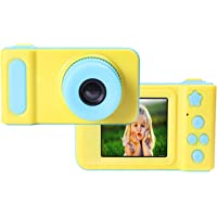 Jimwey Kids Digital Camera, 2 Inch 1080 HD Screen Mini Children Camera(Blue) - Jimwey Jicson J66