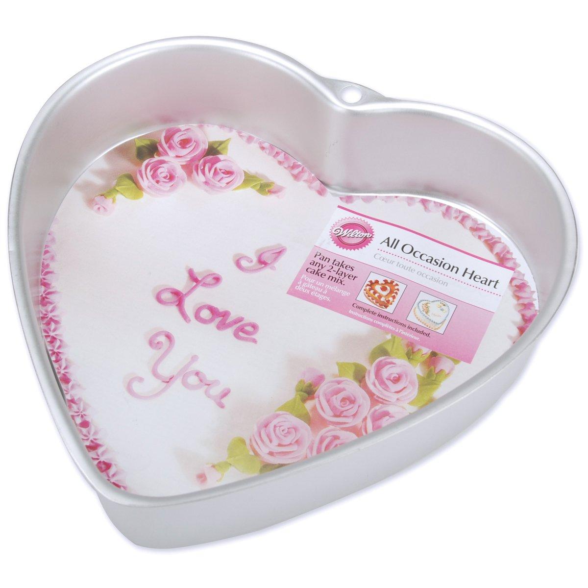 Wilton 9 Inch Heart Pan (2105-5176)
