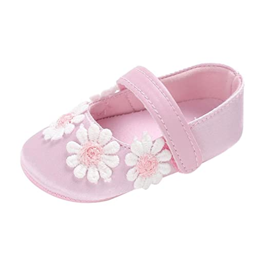421a5311f80c3 Amazon.com  Moonker Baby Girls Shoes 0-18 Months