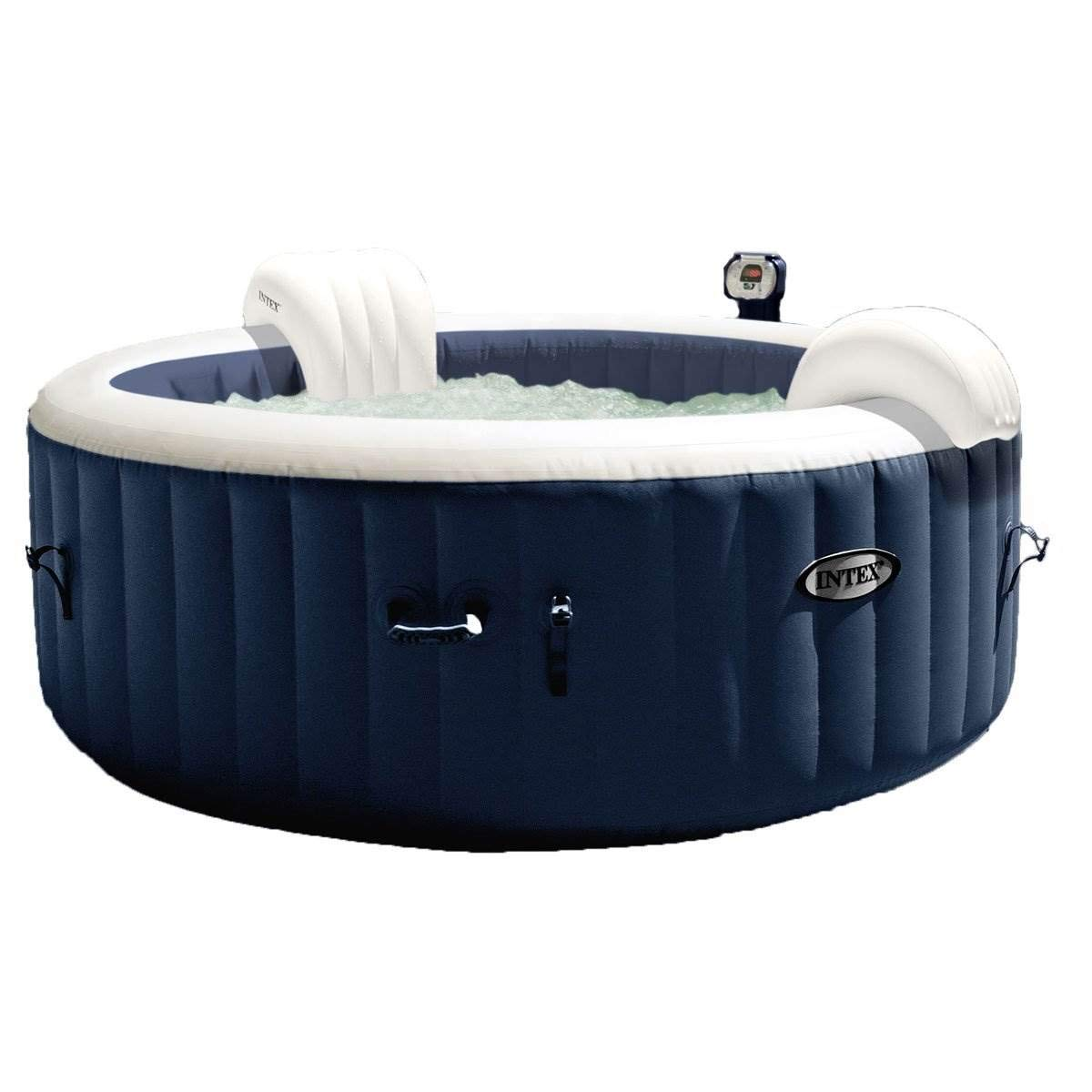Amazon.com: Intex Pure Spa inflable 4 personas jacuzzi y ...