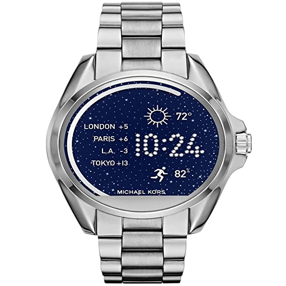 53f7062b9d7e Image Unavailable. Image not available for. Colour  Michael Kors Women s  Smartwatch MKT5012