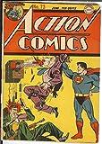 Action Comics #73 DC Golden Age Superman
