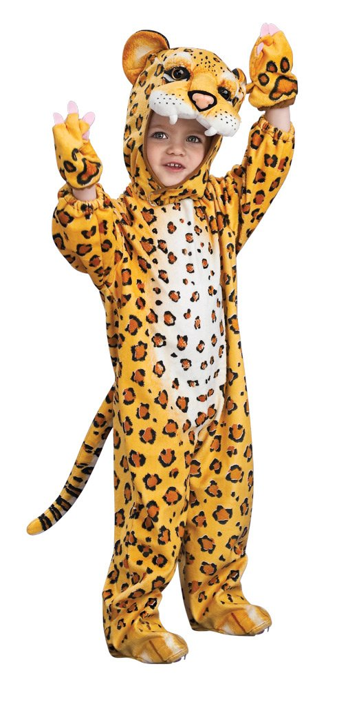 Silly Safari Costume, Leopard Costume by Rubie's