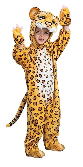 Amazon.com: Silly Safari Costume, Leopard Costume: Toys & Games