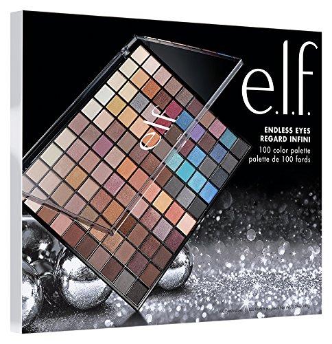 e.l.f. Endless Eyes 100 Color Palette 1 Ea, 0.85 Pound
