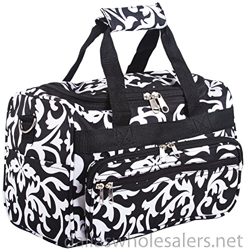 Damask Duffle Bag by Unbranded