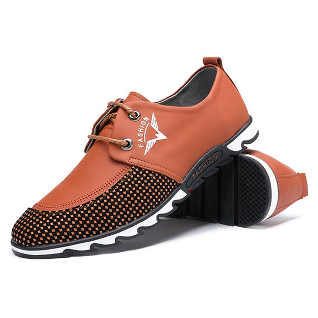 4 RSHENG Herren Sandalen Grid Outdoor Casual Schuhe