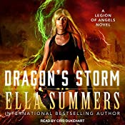 Dragon's Storm: Legion of Angels, Book 4 | Ella Summers