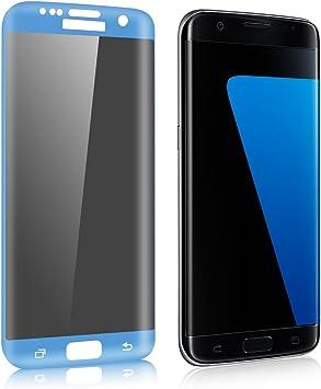 LXIN® - Protector de pantalla para Galaxy S7 Edge, compatible con ...