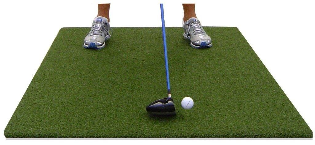 Backyard Golf Mat 3'X5' Pro Residential with Foam Pad by PREMIUM PRO