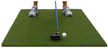 Backyard Golf Mat 3 X5 Pro Residential with Foam Pad