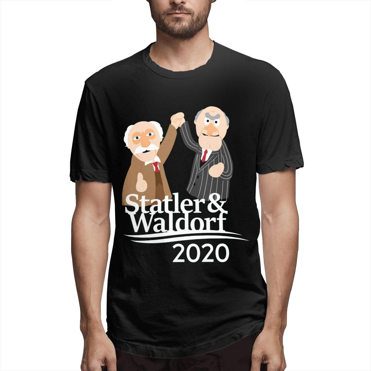 Dahwy Statler Waldorf 2020 Fashion S Tshirt