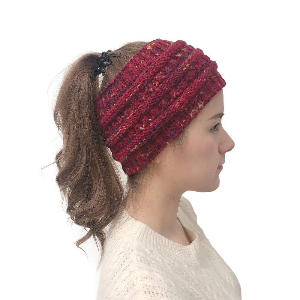 Knit Headbands Confetti...