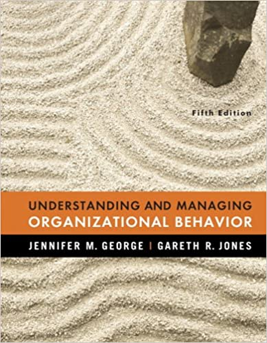 understanding and managing organizational behavior 5th edition free download
