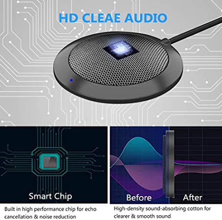 kabelgebunden Ger/äuschunterdr/ückung und Lautst/ärkeregler USB Anrufzentrum FLYEER USB-Headset mit Mikrofon Mono SoftPhone Stereo Business-UC-Headset f/ür Skype
