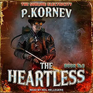 The Heartless Audiobook