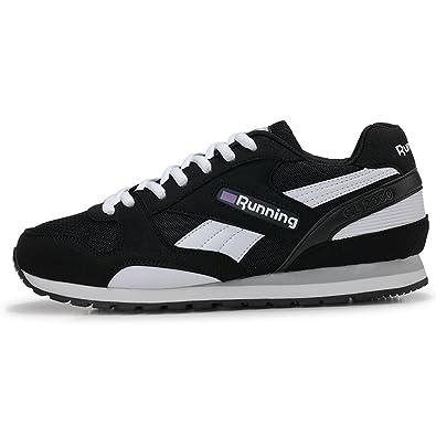 Qianliuk Männer Running Schuhe Mens Sneakers Atmungsaktive Air Mesh Schuhe Eva Athletic Frauen Sportschuhe bQ8UC1