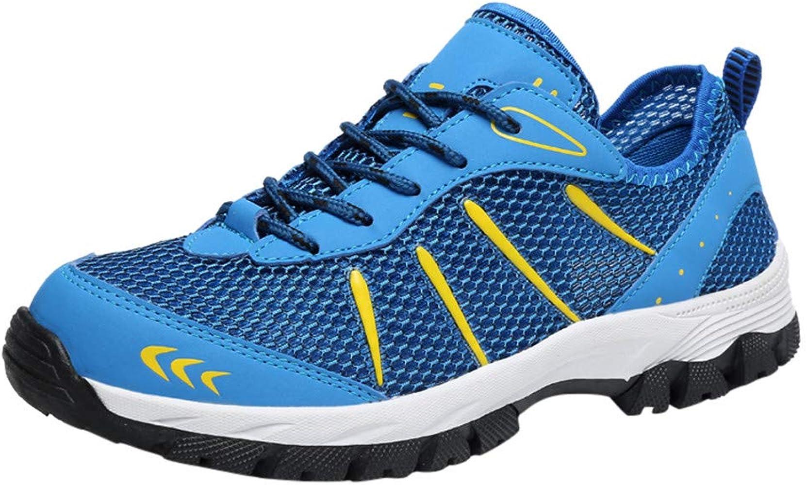 Darringls Zapatos para Hombre, Zapatos para Correr En Montaña ...