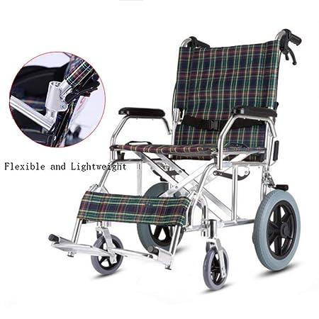Mhxzkhl Andador para Ancianos De 4 Ruedas,Aluminio Ultraligero ...