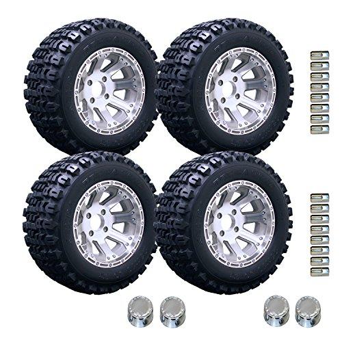 E-Z-GO 23 x 10.50-12 Terra Trac Tire with Machined Diamon...