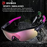 RIVBOS 805 Polarized Sports Sunglasses Glasses