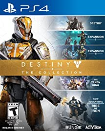 Destiny The Collection - PlayStation 4 Standard     - Amazon com
