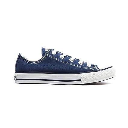Converse - Zapatillas, Unisex, Color Navy, Talla 27