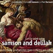 Saint-Saëns: Samson and Delilah