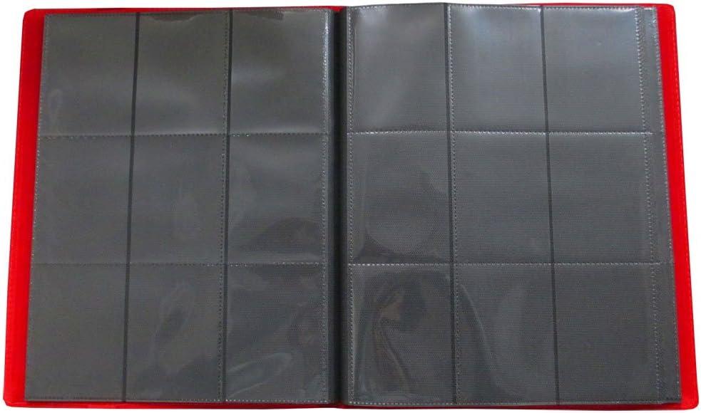 Binder Dex 9-Pocket Green