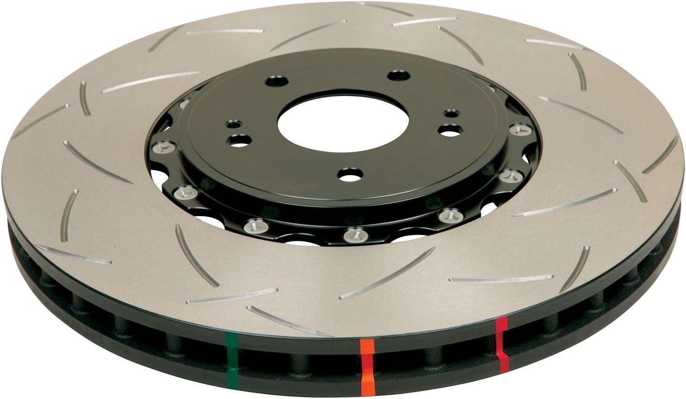 DBA DBA52321BLKS T3 5000 Series Uni-Directional Slotted Rotor Black Hat