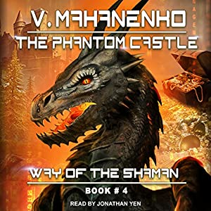 The Phantom Castle Audiobook