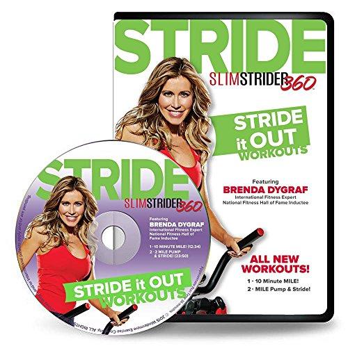 Stride It Out Workouts DVD (Brenda Pump)