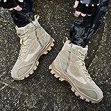 Men Tactical Boots Combat Military Outdoor Hiking