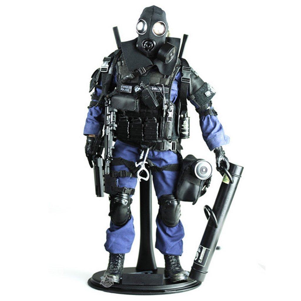 Fenteer 1/6 Militärischen Armee Kampf SWAT Soldat Tuer Breacher 12 Zoll Action Figur Action-Figur-Modell Spielzeug