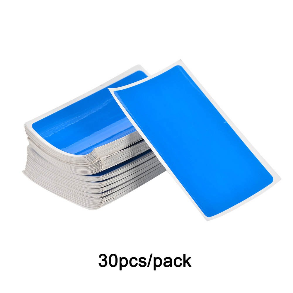KUKOWDEE 2.75x1.77inch Pack of 30//50//100//500PCS Phone Dust Remover Sticker Dust Absorber to Clean Cell Phone Screen 7x4.5cm 100PCS//PACK