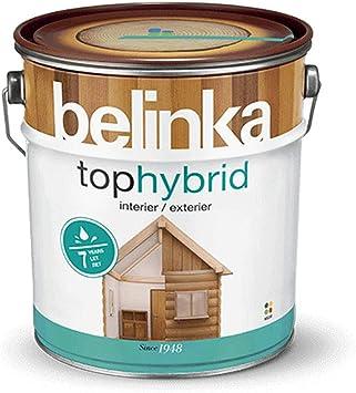 Tinte de madera Belinka TOP Hybrid   Barniz de madera ...