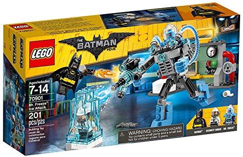 LEGO Batman Movie Freeze Attack