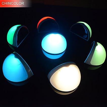 BRAND NEW SOLAR POWER METAL WALL LED DECORATION LIGHT
