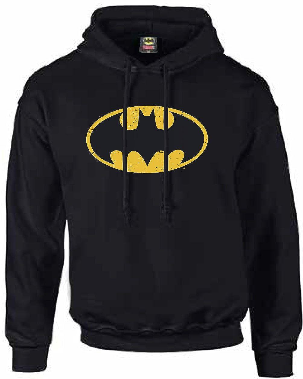 Pull à capuche Logo Batman (Unisexe) LF40089