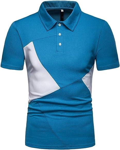 Camisa para Hombre Camiseta Camiseta Bonita y Cómoda para Verano ...