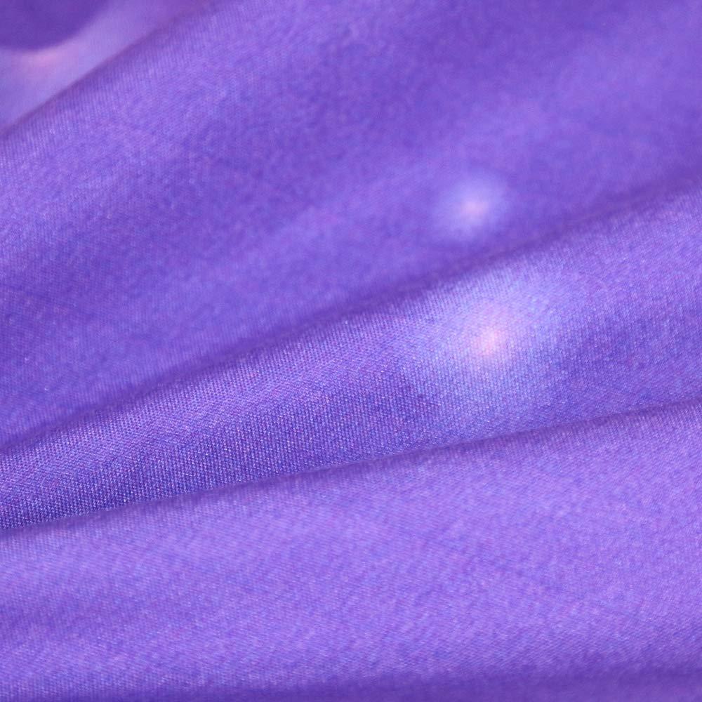 AIWULALA Housse de Couette Maison literie Ensemble Violet Bouddha Motif Maison Textile Trois pi/èces Costume,140cmx210cm