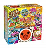 (Bundle ''drum and drumstick'' drum controller only) Taiko no Tatsujin Wii super deluxe edition Japan import