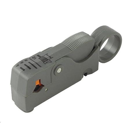 Herramienta del hogar multifunción Rotary Coaxial Cable coaxial RG58 RG59 herramienta del cortador RG6 material de