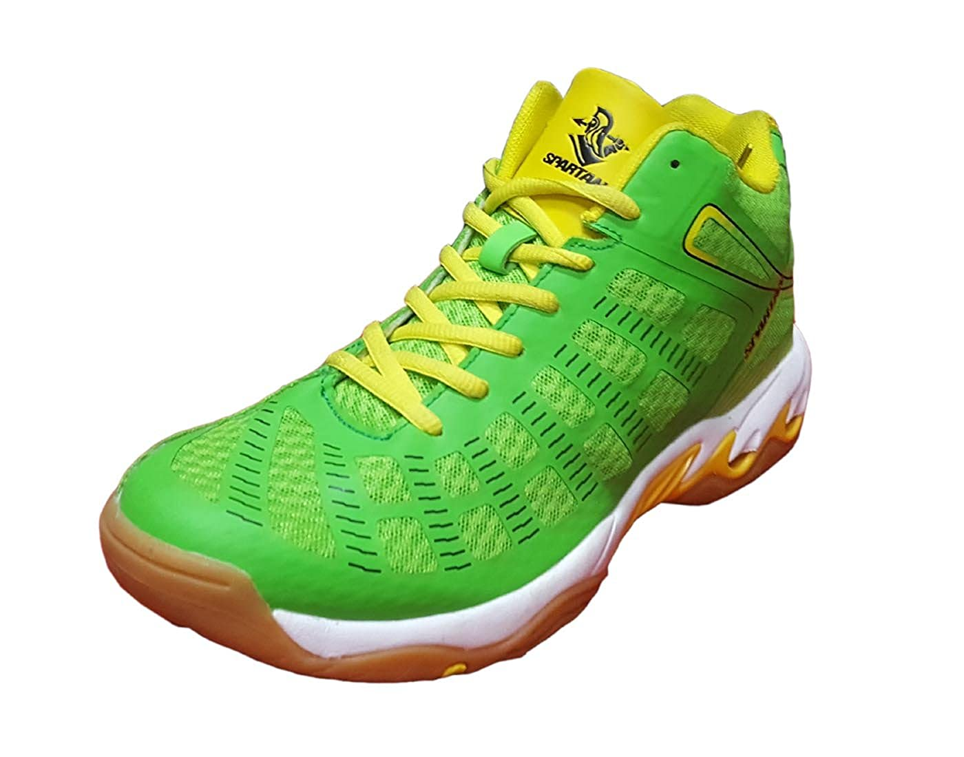 Spartan Volleyball Shoes- GR (8) Green