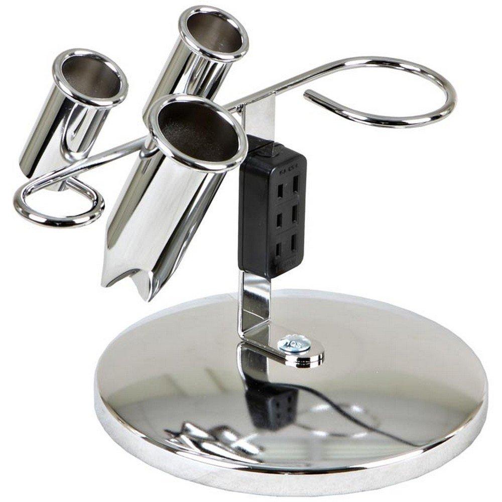 "Icarus""Bristol"" Desktop Outlet Appliance Dryer Iron Holder"