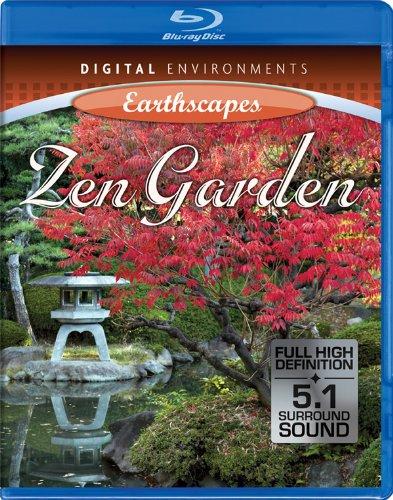 Living Landscapes: Zen Garden [Blu-ray]