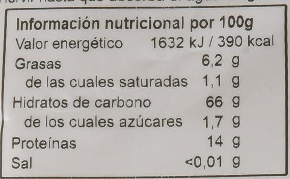 Nuteco Quínoa Real BIO - 5 Paquetes de 550 gr - Total: 2750 gr: Amazon.es: Alimentación y bebidas