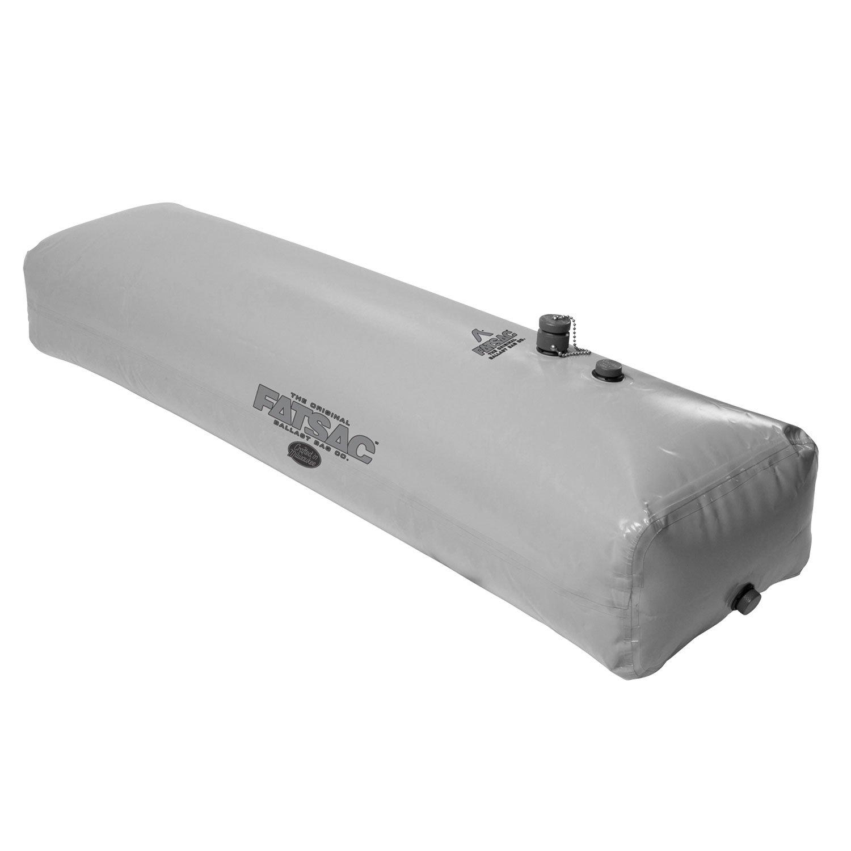 Fly High Pro X Series Tube Sac (W704) - 62'' x 16'' x 10'' Ballast Bag-Grey by Fly High (Image #1)