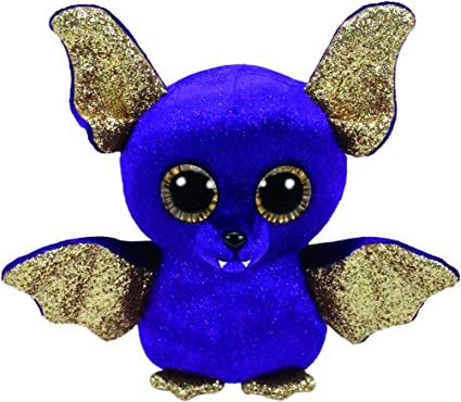 196b1b50b51 Image Unavailable. Image not available for. Color  Ty Beanie Boos Count -  Purple Bat