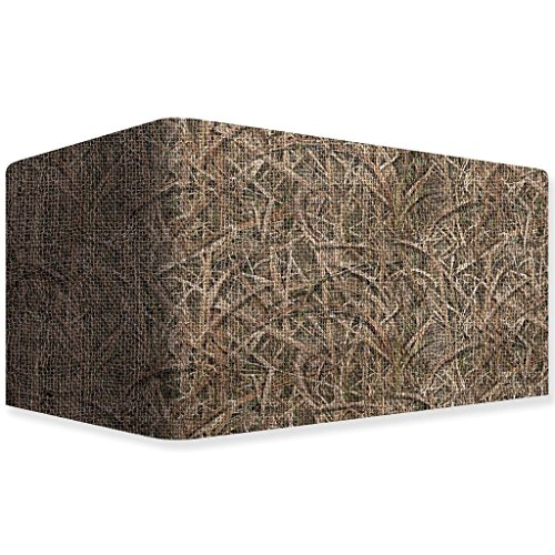 Mossy Oak Camo Burlap Shadow Grass Hunting Blind 12'x54